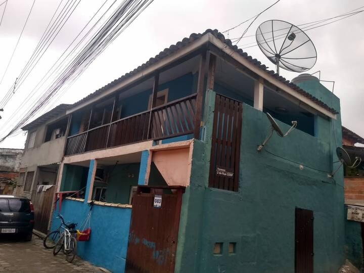 Casa para Família na Praia de Maresias