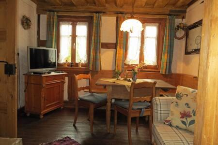 Ferienhaus Pfeiffer (Neusitz), Bauernhaus Ferien – 48m² mit Kaminofen