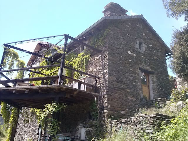 la Tourette, un hameau du 17eme siècle, tout neuf! - Saint-André-Capcèze - Haus