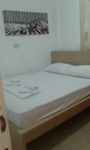 Комфортная 2-х ком. квартира Олей ха Гардом 30/9 - Tel Aviv-Yafo - Appartement