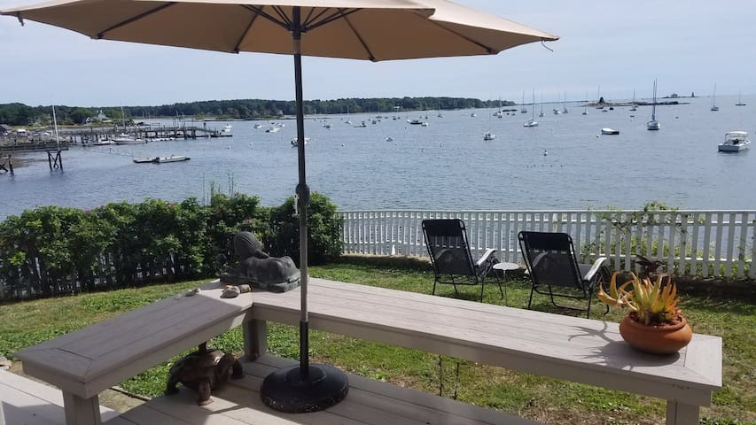 Kittery Point Oceanfront Townhouse