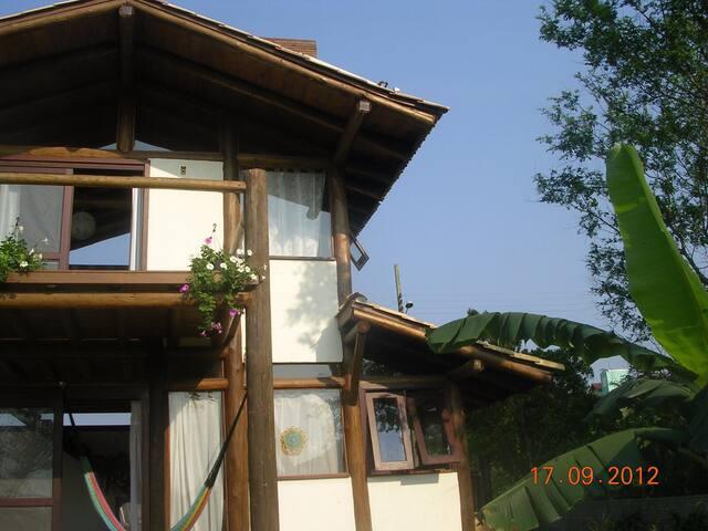 Gi Eco House - main house