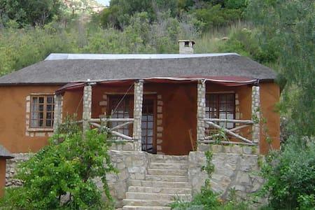 Rustic Mojaki cottage in Morija