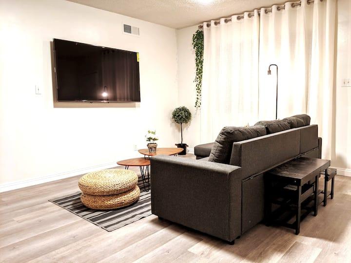 Cozy 3Bedroom LA House, Private Patio in Arcadia