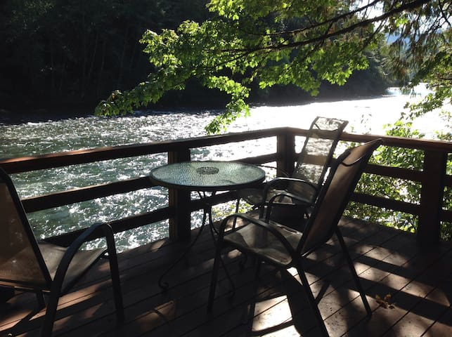 Mckenzie River Cabin #3 - Vida - Dom