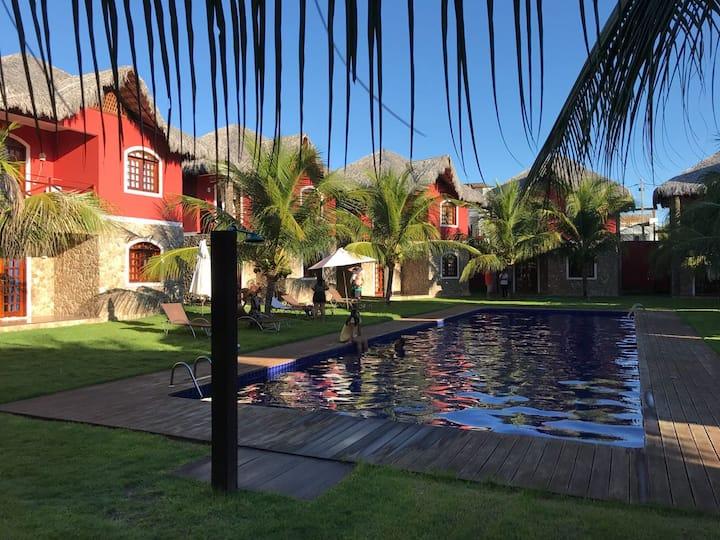 ee936c9d 65d1 488e 99a5 301e7e20b8ad - Airbnb em Canoa Quebrada: 8 casas de praia para aluguel de temporada