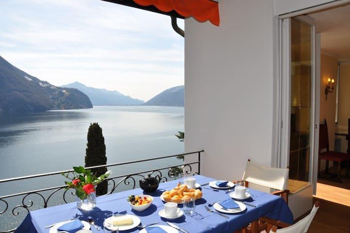 A Villasassalto - Lugano - Lägenhet