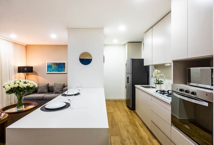 Apartamento URBAN de una Habitación