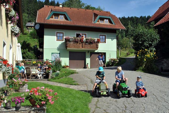 Bauernhofurlaub - Liebenfels