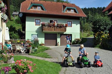Bauernhofurlaub - Liebenfels - Apartament