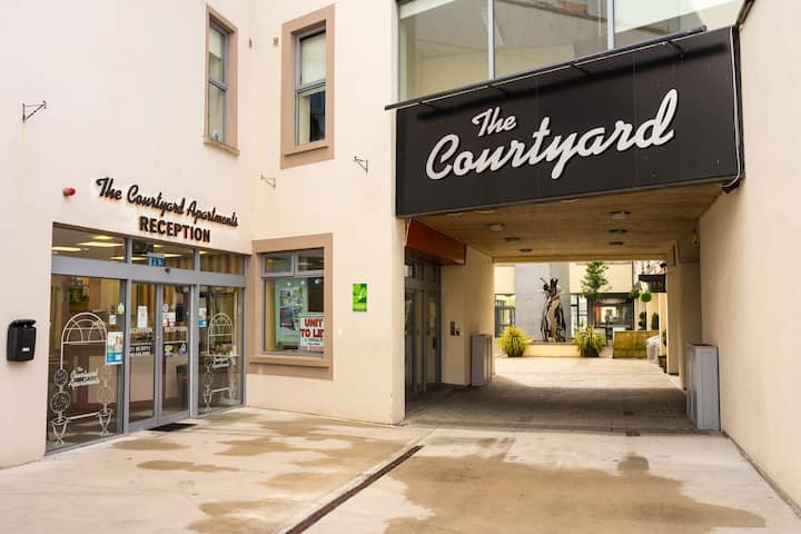 The Courtyard Apartments Self Catering Apartments