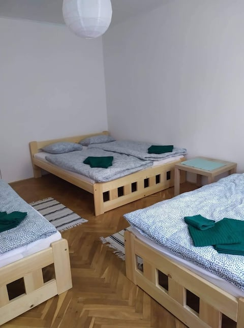 Jáchymov flat