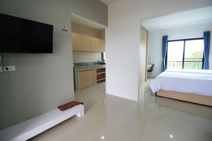 โรงแรม สิริมันตา เชียงราย สูท & เรสซิเด้นซ์ - Mueang Chiang Rai - Wohnung