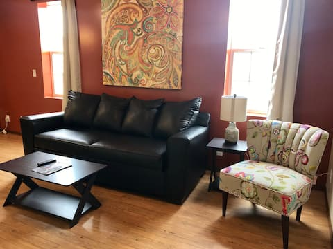 Sandhills Suites // Room 203