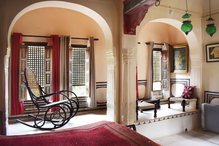 Vedaaranya Haveli - A Home of Heritage and Healing