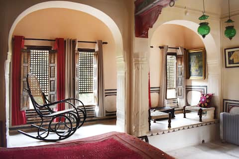 Vedaaranya Haveli - A Home of Heritage and Healing