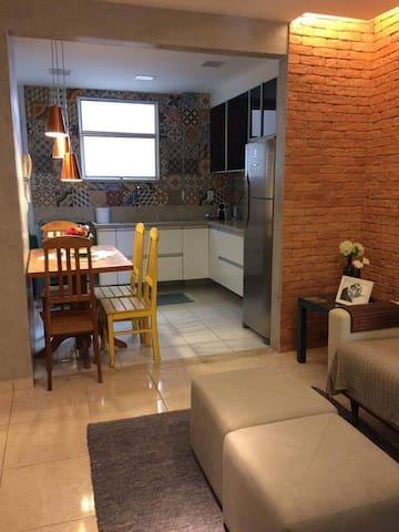 Apartamento Rio das Ostras (cond. fechado) - Rio das Ostras - Flat