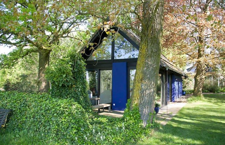 Blauhaus Galerie - Nettetal - Casa