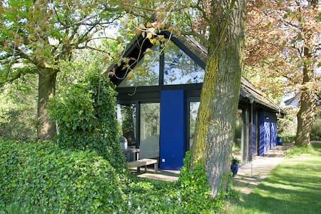 Blauhaus Galerie - Nettetal - Hus