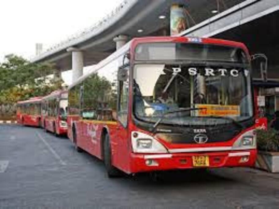 Gandhi Bhavan Bus Stop