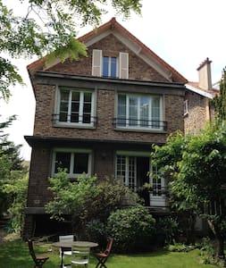 Chambre dans maison - Nogent-sur-Marne - Rumah