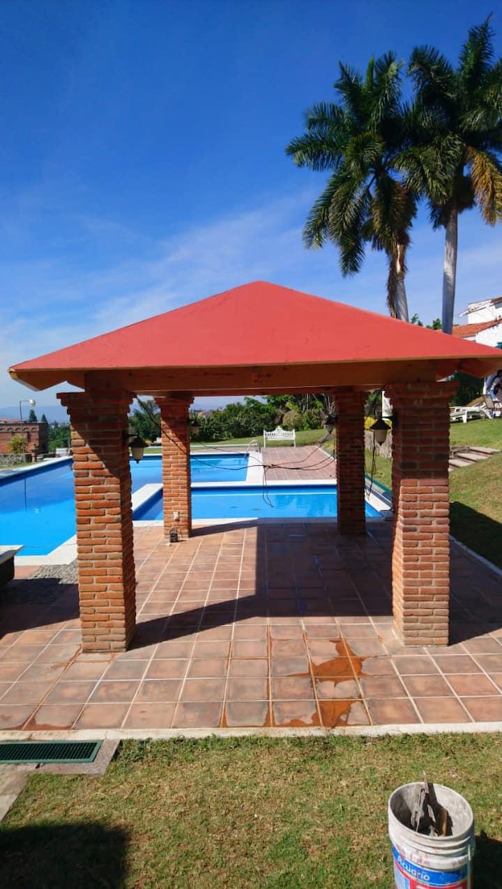Suite  exclusiva en villas de cocoyoc