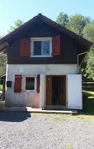Loue petite  maison en pleine  nature. - Moussey