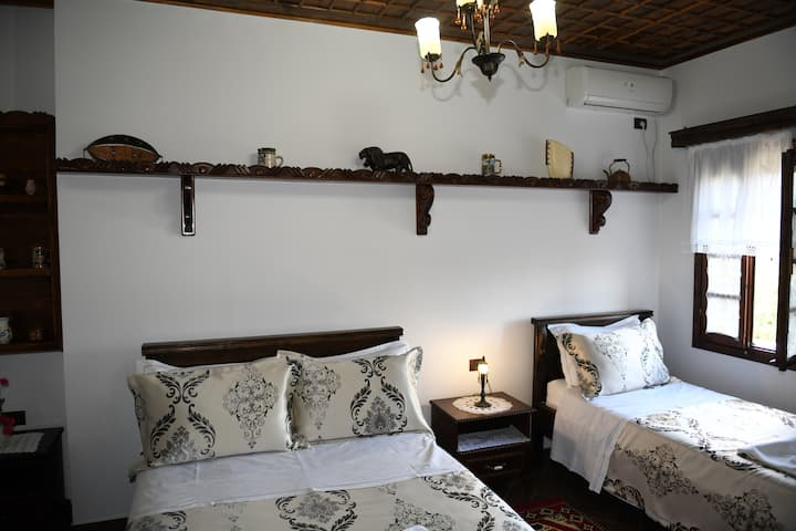 Standard Twin Room 8- Hotel Kaceli