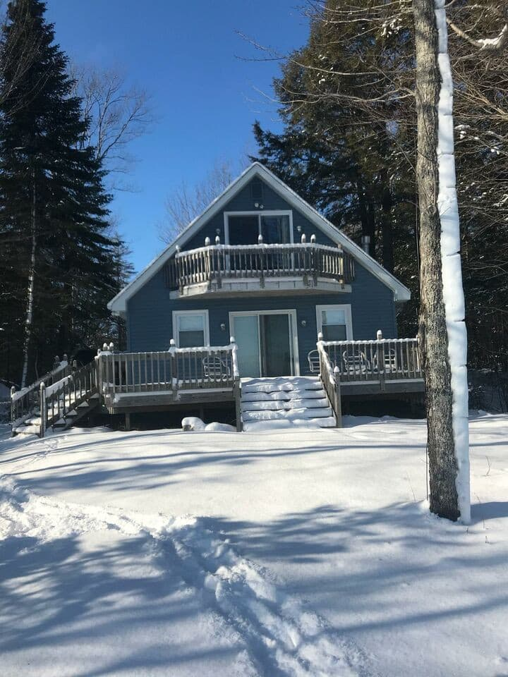GITCHE GUMEE CHALET in Paradise, MI: (on Lake Superior) Tahquamenon Falls 20 minutes away!