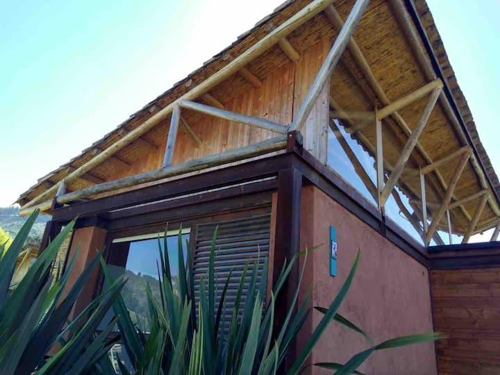 Cabaña Acacia -  Iza - Boyacá.