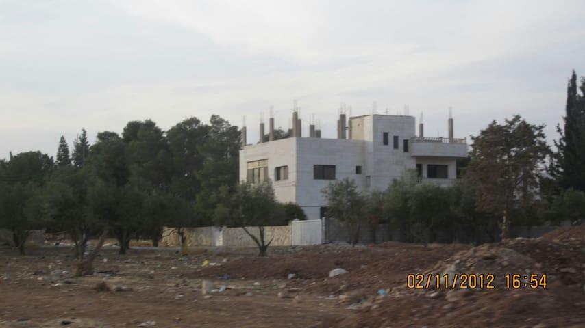 Ground floor from semi Vella in Madaba