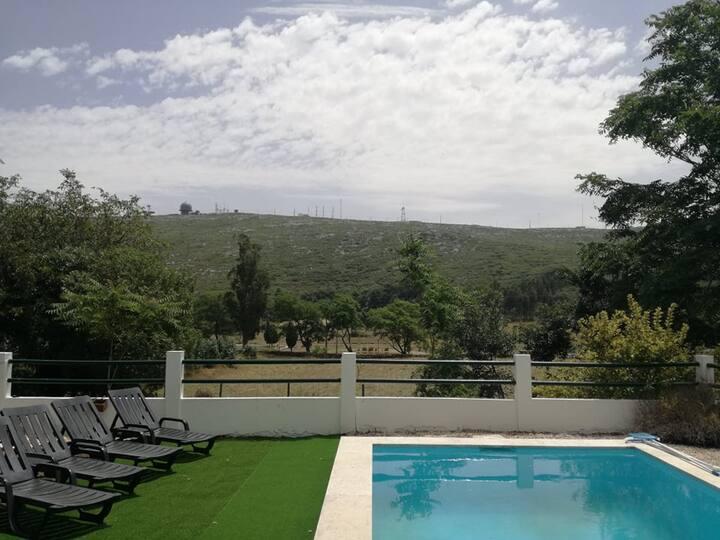 Montejunto Villa - Casa do Plátano