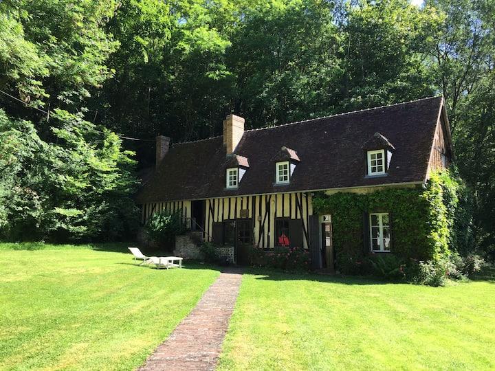 Le moulin historique