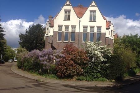 Charmante kamer met privé douche - Wageningen - Bed & Breakfast