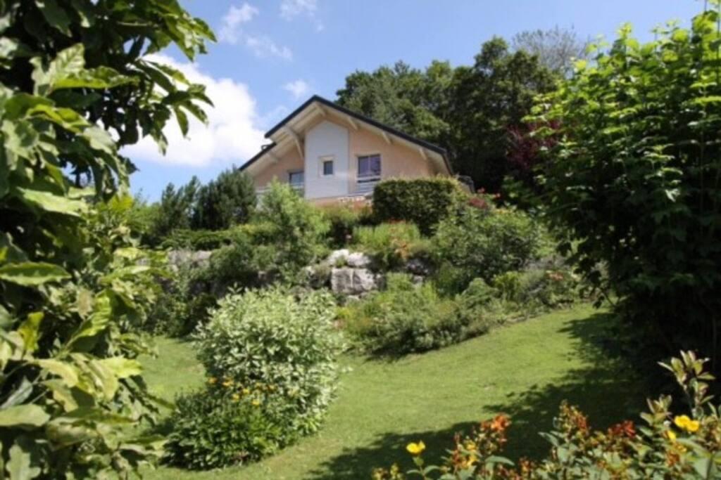 Location Villa Geneve