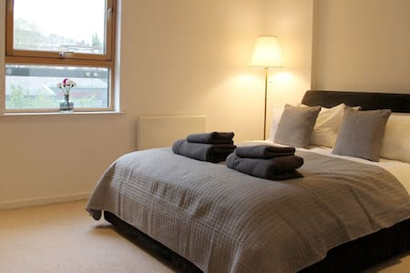 Stunning Apartment In Leeds City Centre