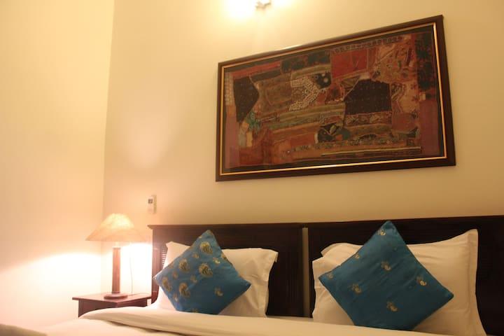 """""""Rangrasiya Room"""" in Jaisalmer Fort!"""