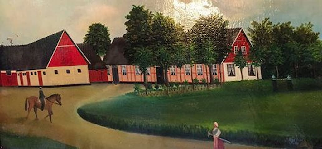 Björkåsa Bed & Box - Landskrona S - Rumah