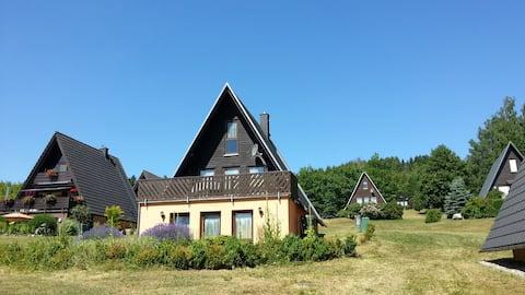 Ferienhaus am Thüringer Meer in Saaldorf