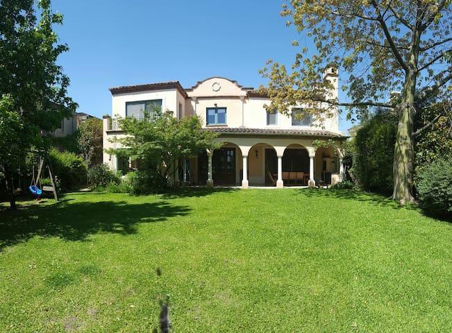 Casa espectacular - Rincón de Milberg - House