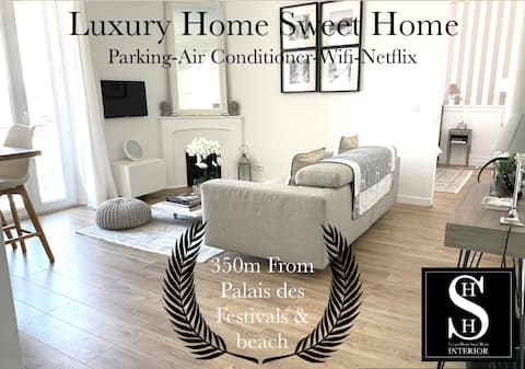 Luxury Home Sweet Home Center Cannes