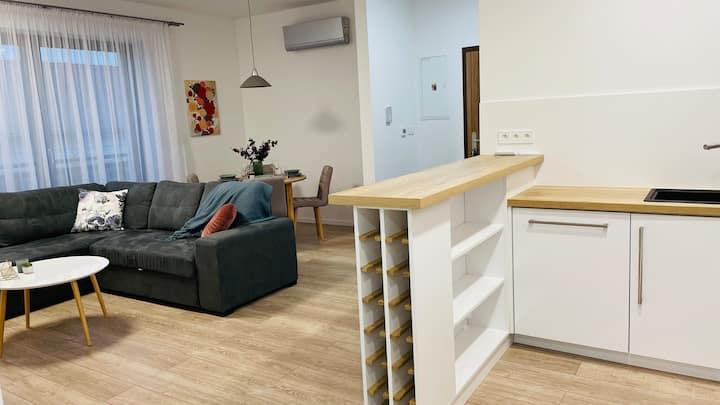 2 izbový Apartmán v novostavbe