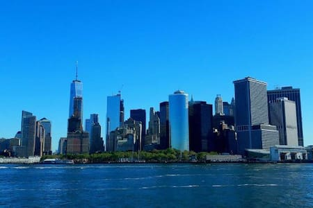 Private Studio in New York City close to Manhattan - Nova York - Apartamento