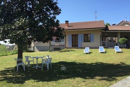 Cottage B&B Boja Fauss - Cherasco - Villa