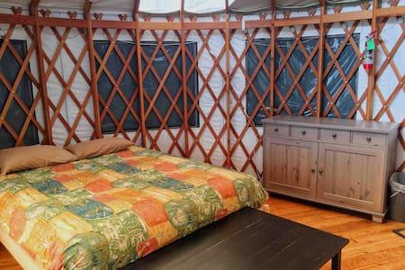 5. Small Ocean Front Yurt