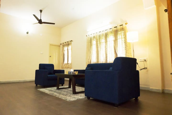 2BHK Fully Furnished Apartment in Banjara hills