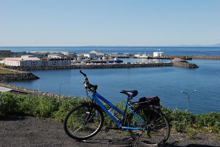 Bikers Paradise 3, Ólafsvík Iceland
