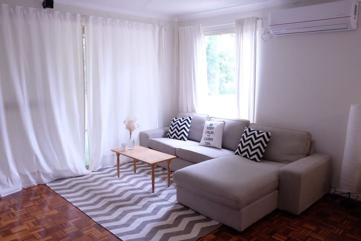 Chic & homely 2 bedroom Apartment
