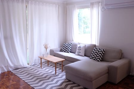 Chic & homely 2 bedroom Apartment - Victoria Park - Apartamento