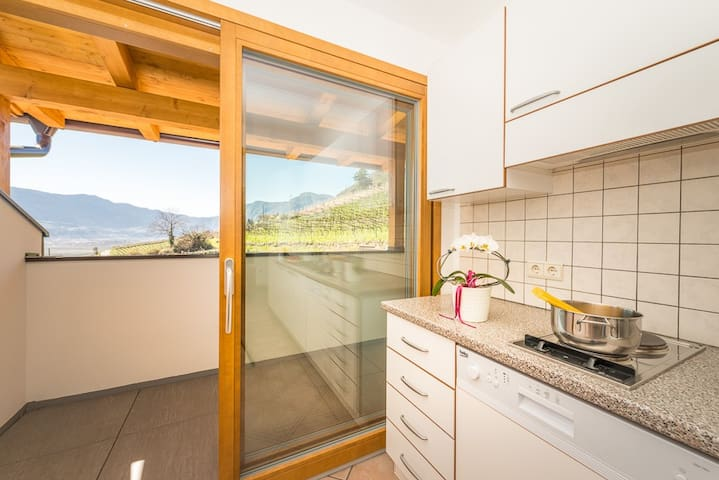 "Apartment ""Birne"" x 4 in Termeno - Ronchi - Apartmen"